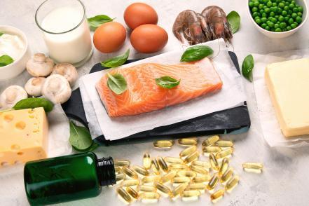 D-vitamin kép